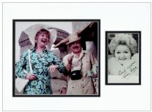 Joan Sims Autograph Signed - Carry On